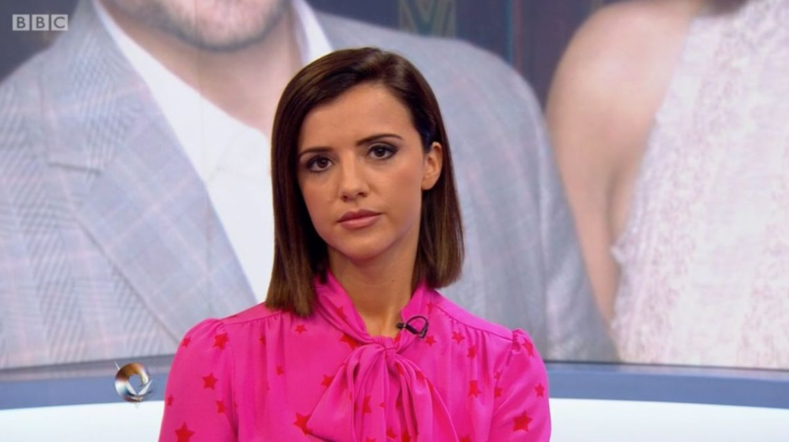 Ryan Thomas' Girlfriend Lucy Mecklenburgh Accuses 'CBB' Bosses Of 'Fuelling' 'Punch' Drama