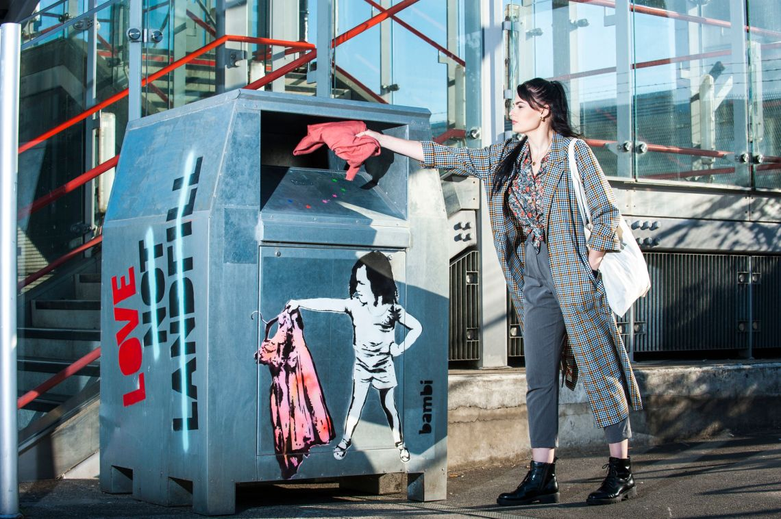 Do You Recycle Your Old Clothes? Here's Why And How You Should