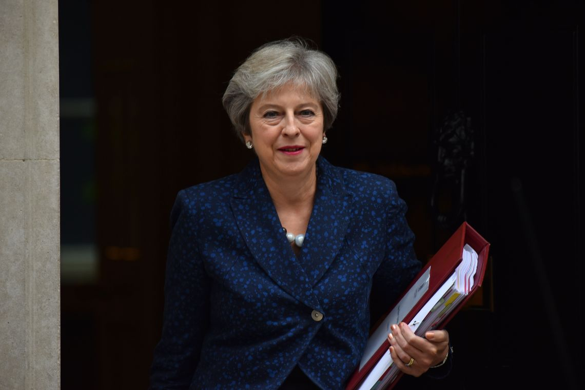 Theresa May chaired a special Cabinet meeting on Brexit preparations