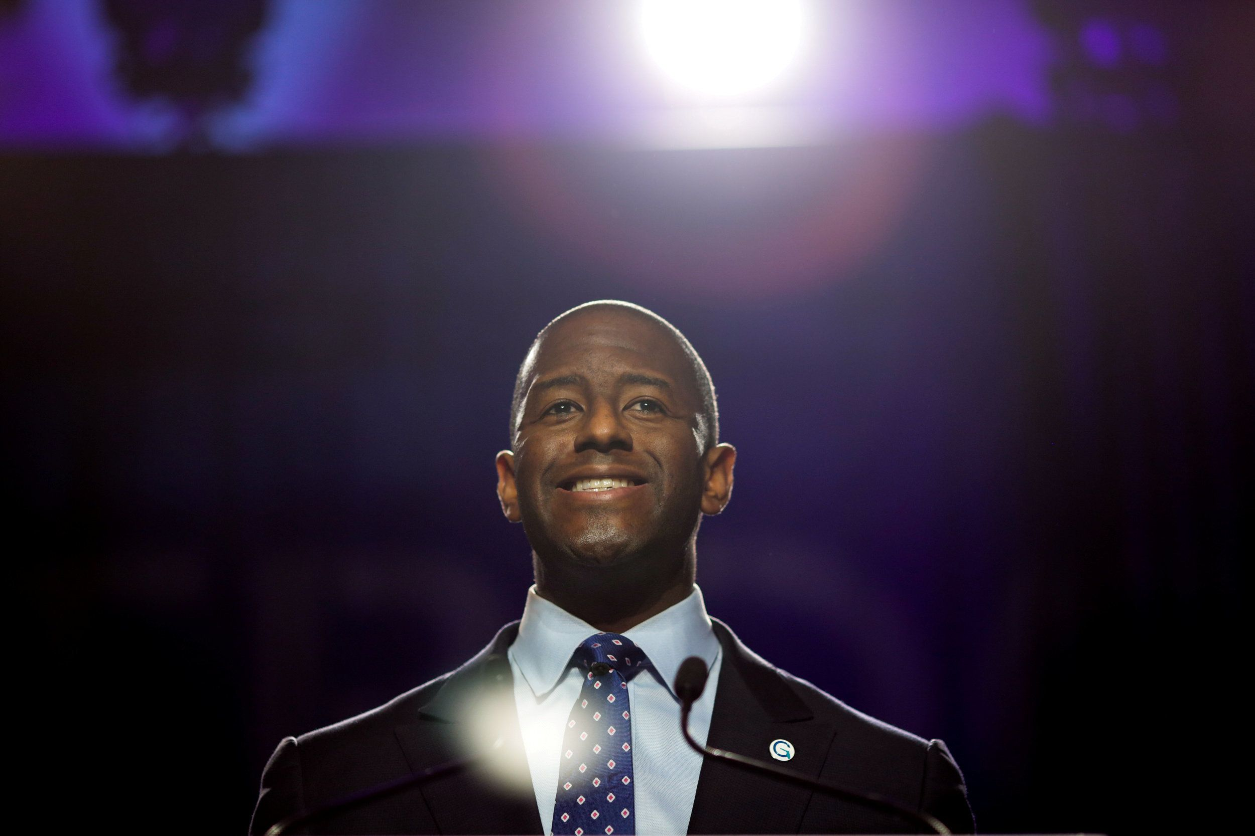 Polls Show Narrow Lead For Andrew Gillum In Florida ...