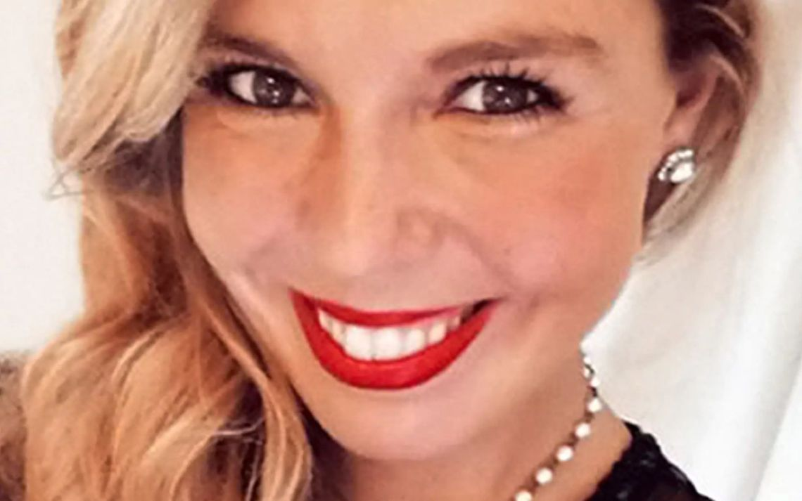 Former Conservative aide Carrie Symonds