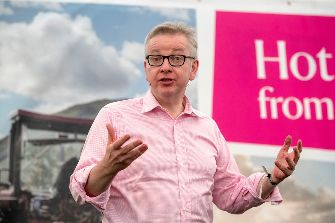 Michael Gove accused Khan of trying to 'frustrate the vote we had in 2016'