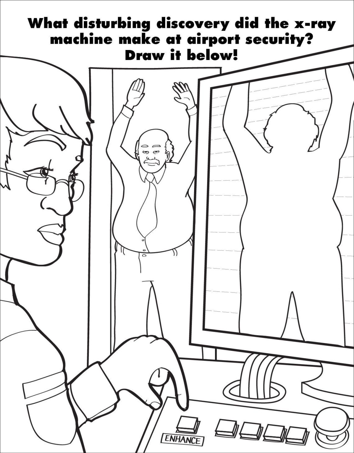 A Coloring Book For Grown-Ups Captures The Beautiful ... | free printable coloring pages for adults funny