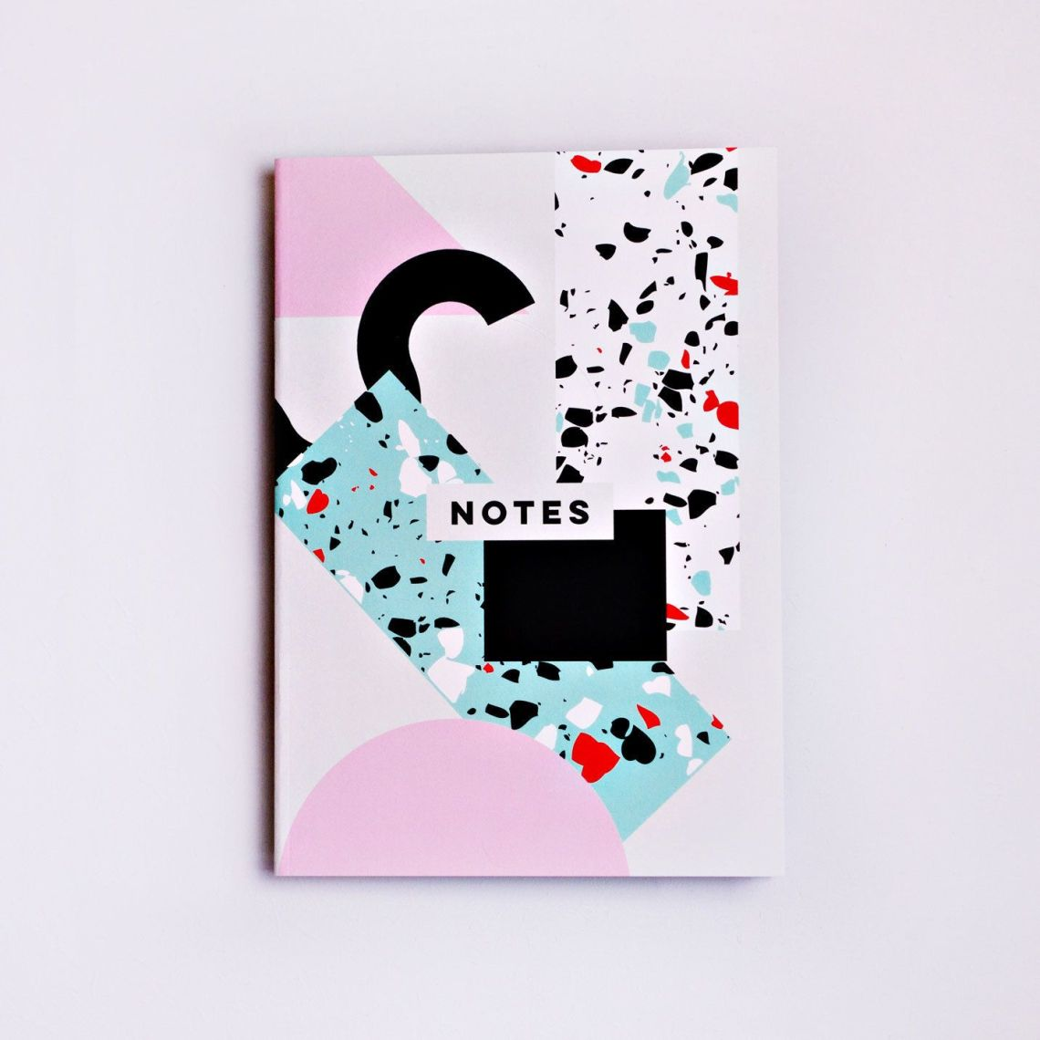 There are no notepads brighter and bolder than those from The Completist - and we love them. If there are any bullet journal fans among us, these A5 notepads are dotted rather than lined giving you the space to draw those tables and to-do blocks. The Completist. £7.50.