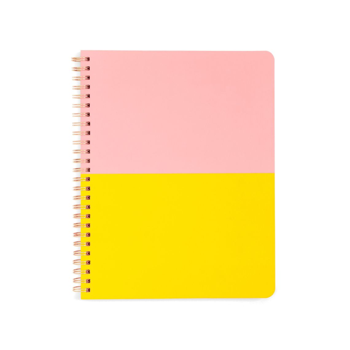 For those who love a ring binder, go for this colour block one. Not only do we love the colours, we also love the hidden inside pockets where you could store receipts. The lined pad is slighter bigger than A5, but smaller than A4, at 17cm x 22cm. Ban.do. £10.