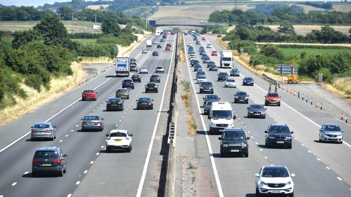Chancellor To Announce £30 Billion Fund To Fix Britain's Roads