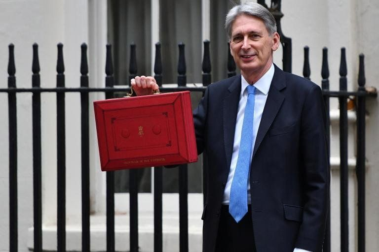 Philip Hammond will set out his economic plans for the UK in the autumn budget on Monday