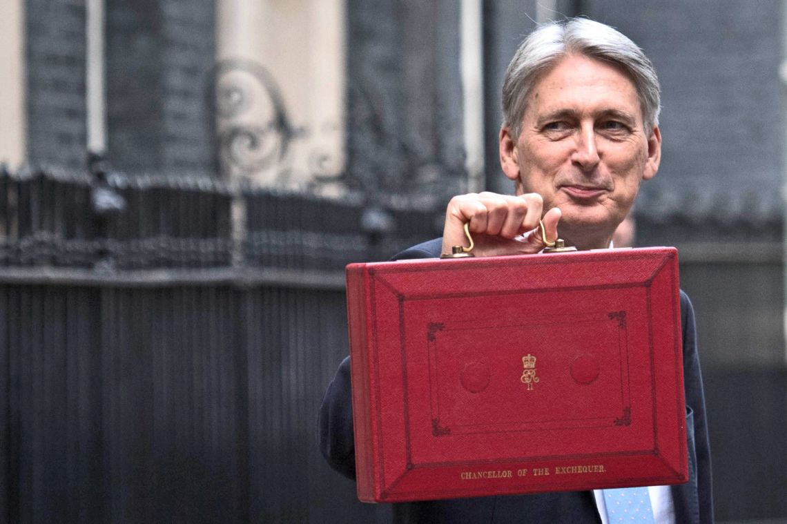 Chancellor Philip Hammond delivered the Autumn Budget on Monday