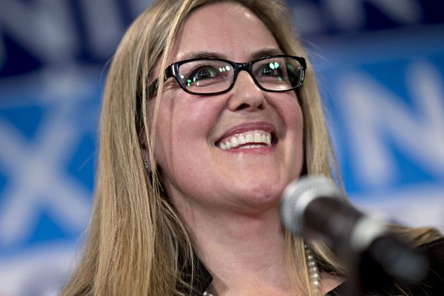 Democrat Jennifer Wexton on Tuesday defeated incumbent Rep. Barbara Comstock (R) in Virginia's 10th congressional district. W