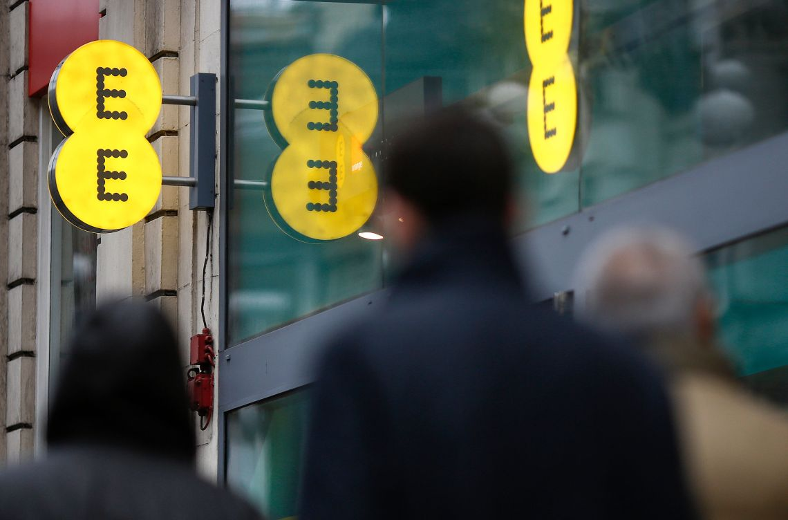 Around 400,000 of those overcharged were EE customers
