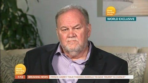 Thomas Markle has continued to go to the press with stories about his daughter, Meghan Markle.