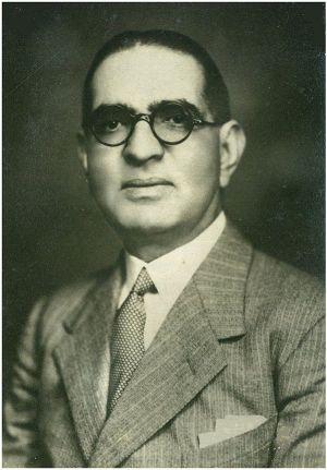 My grandfather Khan Bahadur Syed Ali