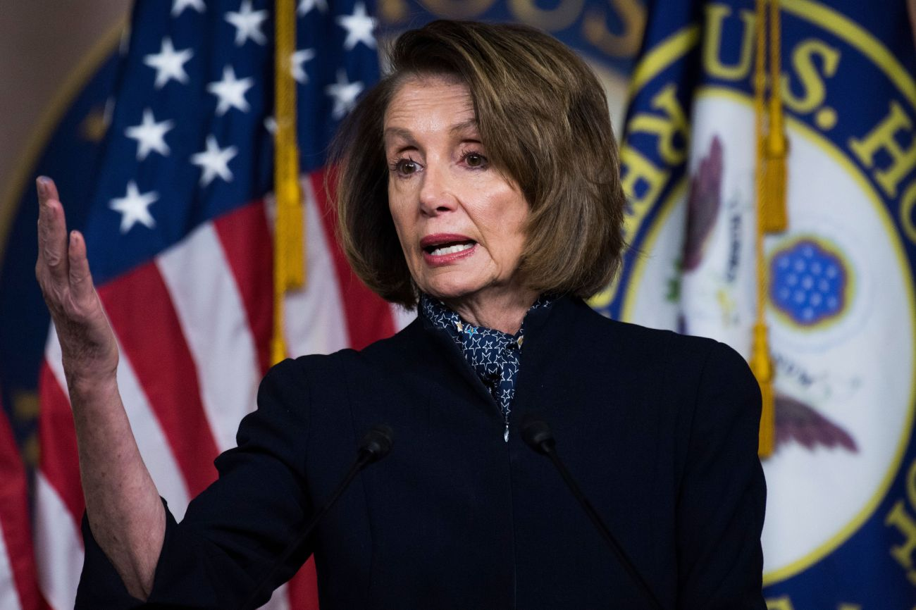 House Democrats have nominated Rep. Nancy Pelosi (D-Calif.) to serve as the next speaker of the House. The NRA will