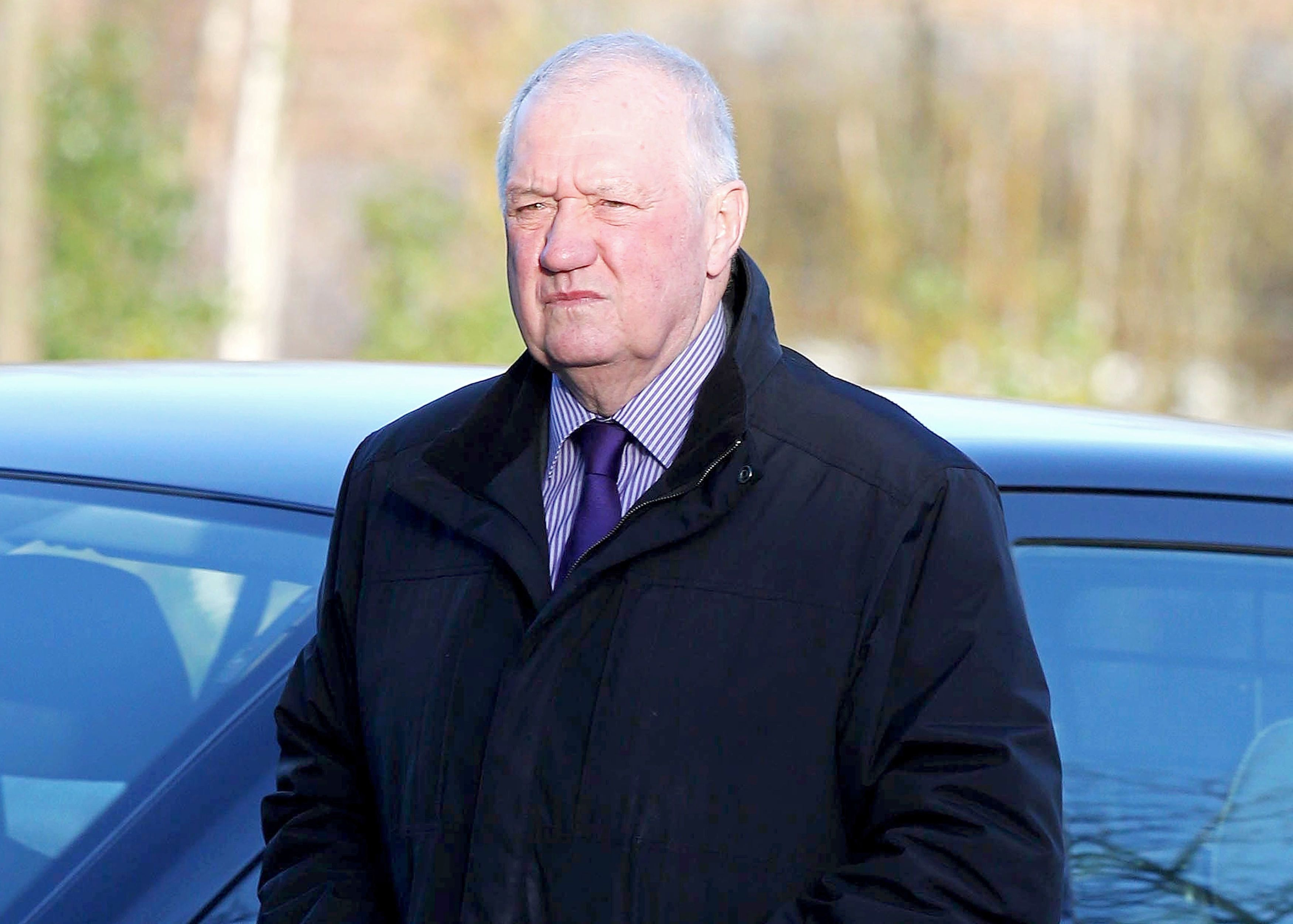 Hillsborough match commander David Duckenfield.