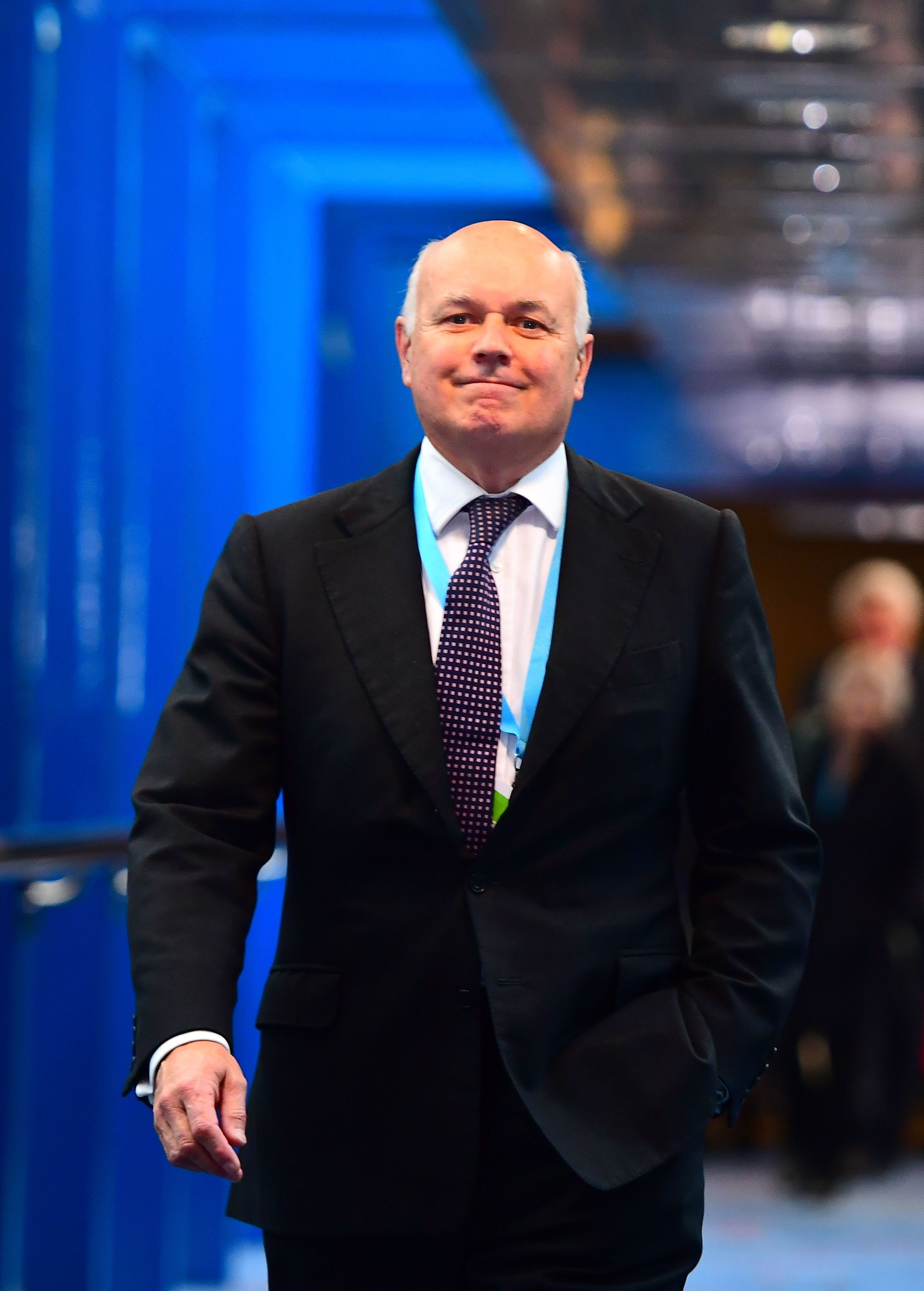 Iain Duncan Smith also voted to scrap the Welsh assembly
