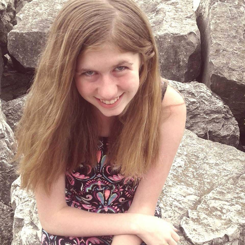 Jayme Closs was snatched from her home after her parents were murdered in October