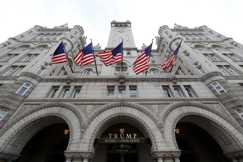 GSA lawyers chose to ignore the Constitution's emoluments clauses as they reviewed Donald Trump's lease to operate a hotel in