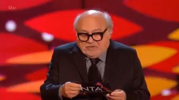 Danny DeVito's appearance didn't exactly go to plan
