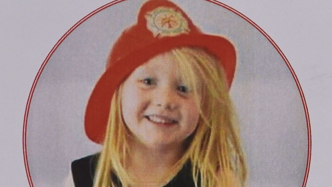 Alesha MacPhail was raped and murdered on the Isle of Bute in July