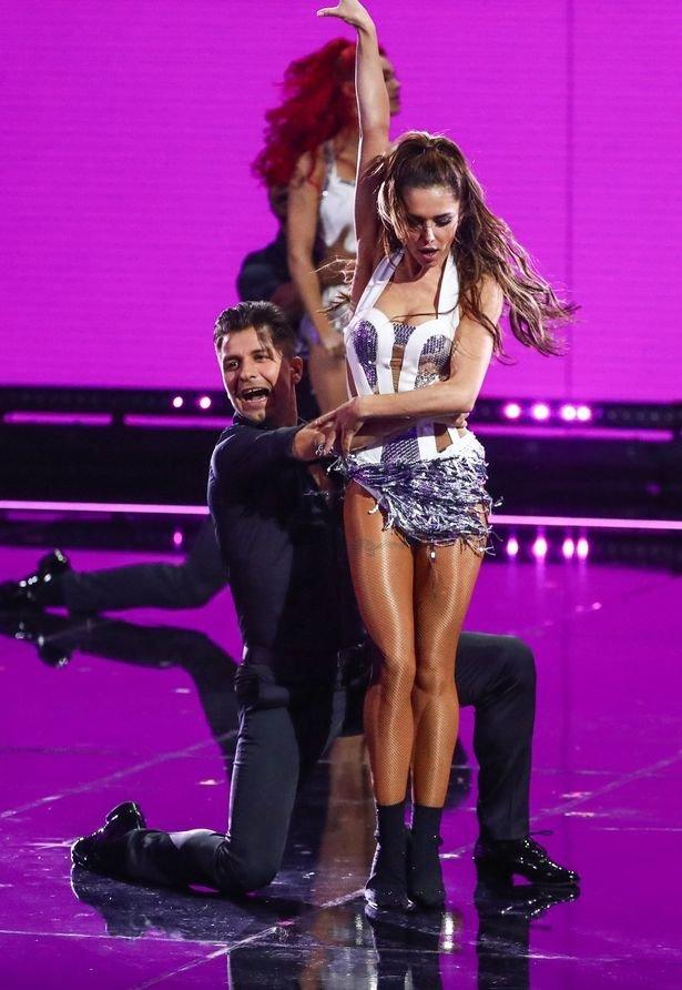 Cheryl and Pasha