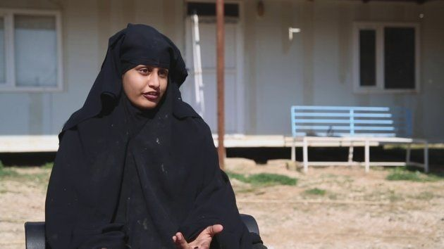 Shamima Begum says she doesn't support IS and regrets leaving London for Syria in 2015.