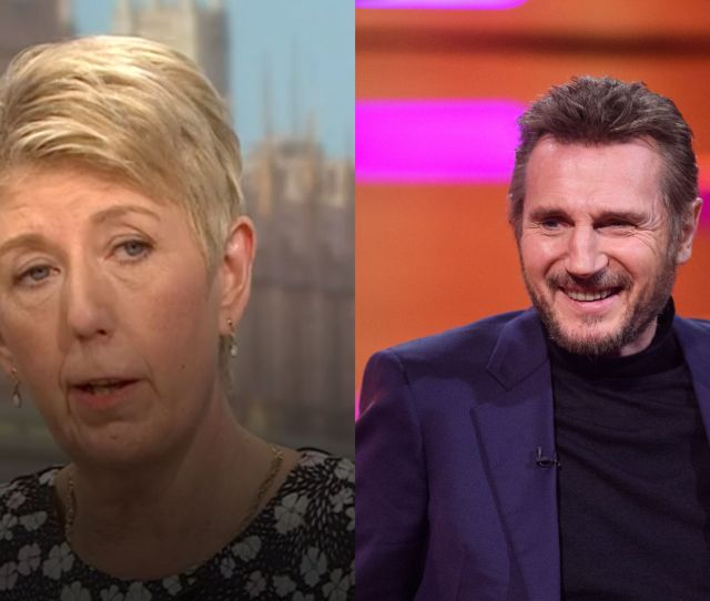 Funny Tinge Why Cant People Stop Saying Bizarre Racist Things In Interviews After Angela Smiths Blunder And Liam Neesons Comments