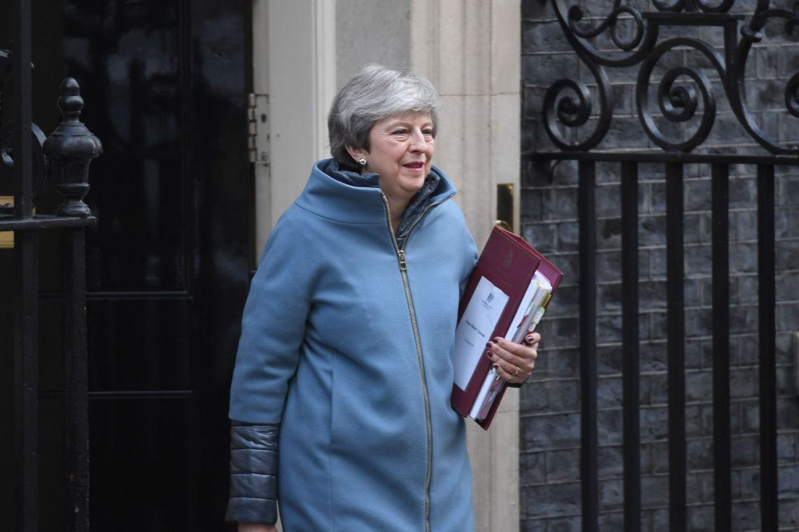 The splitters said they would back Theresa May's government in a vote of no confidence