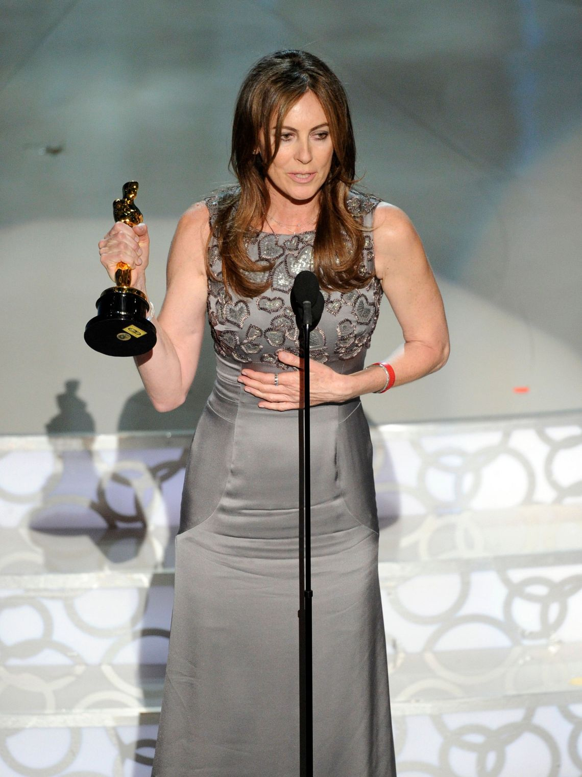 Kathryn's efforts at the helm of The Hurt Locker made her the only woman to have won in the Best Director category.In the decade since her win, only one woman, Greta Gerwig, has been nominated in the same category.