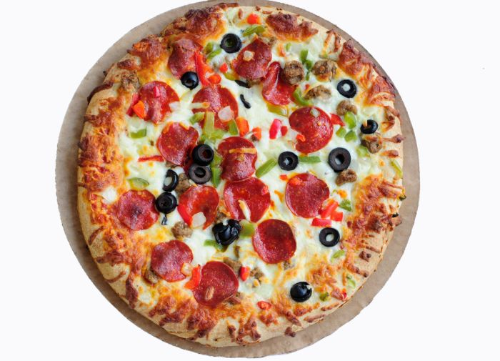 The Healthiest Frozen Pizzas, Ranked By