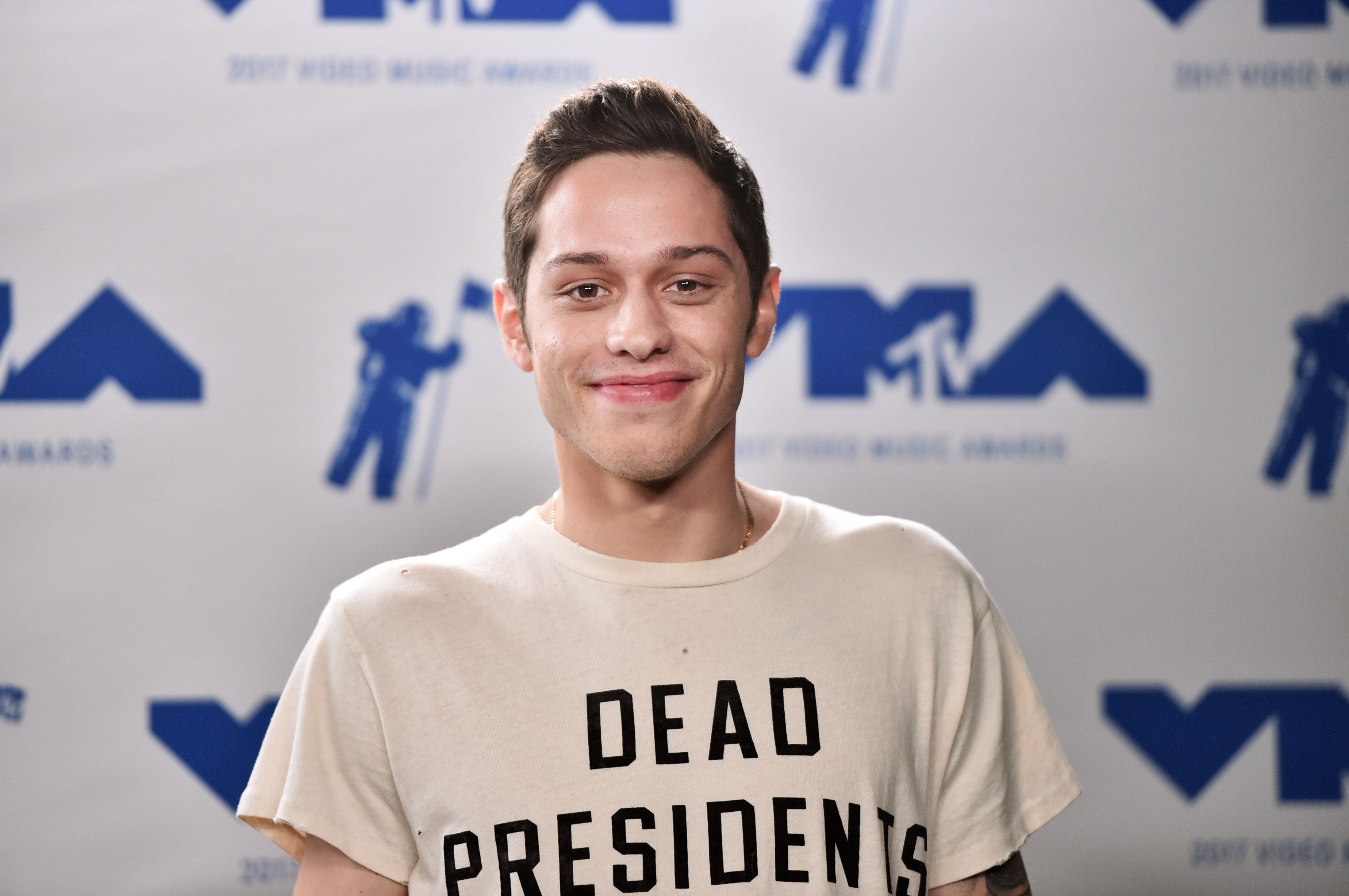 """""""SNL"""" star Pete Davidson has been candid about his mental health."""
