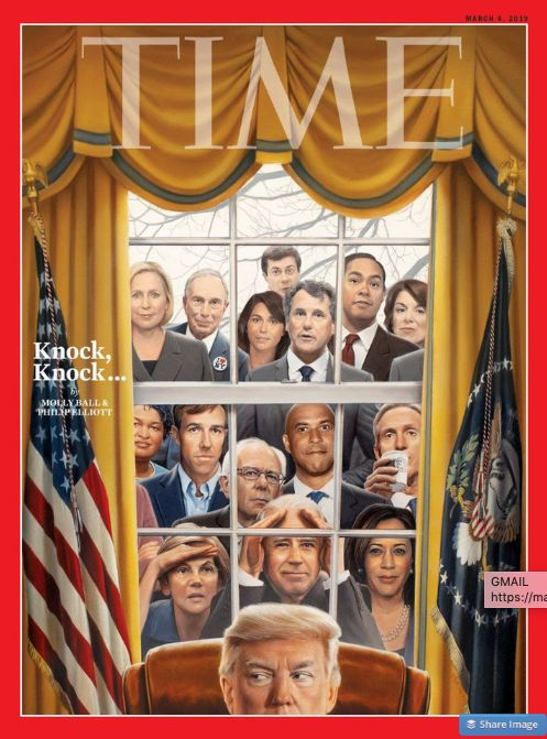 Time Magazine's Latest Cover About Donald Trump Is A Real