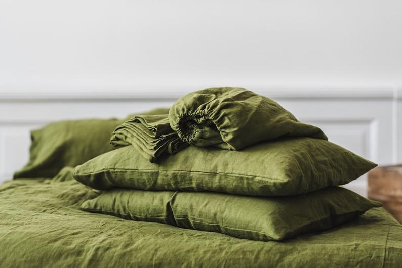 the best linen sheets target
