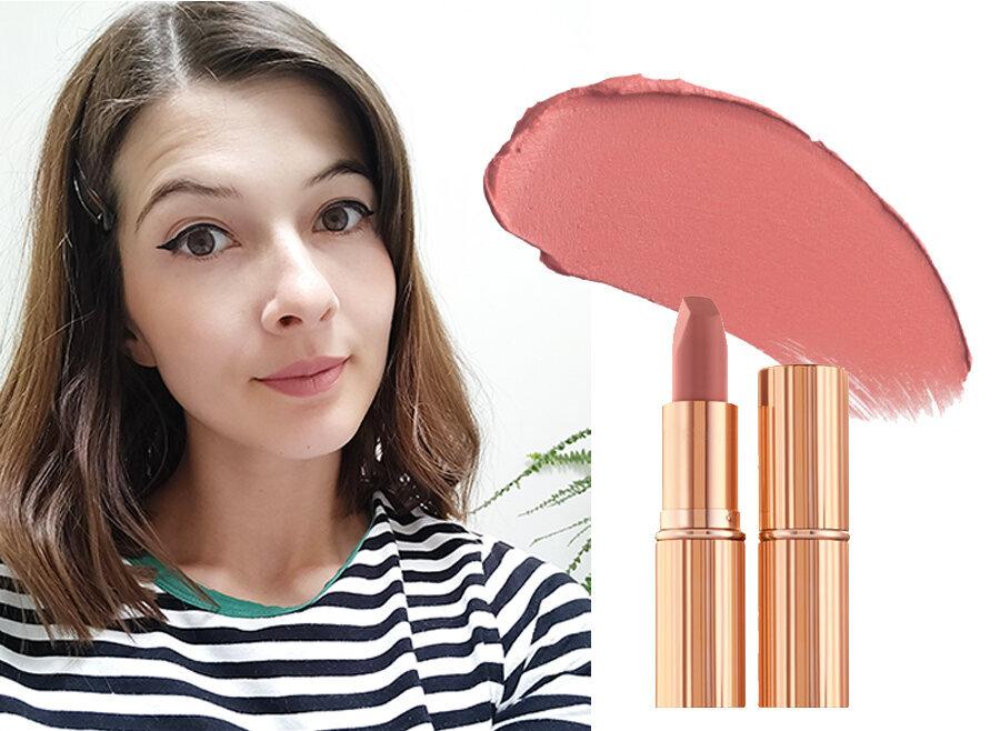 pillow talk lipstick compare