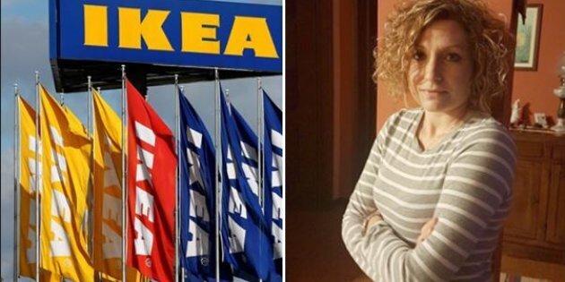Marica Ricutti Non Chiedo Privilegi Ma Ikea Viola La Mia