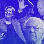 미국 민주당 대선후보 경쟁이 바이든과 워렌의 대결로 좁혀지고 있다