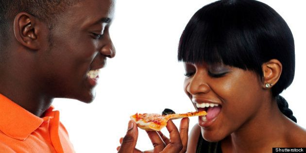 Image result for black Married couples gaining weight
