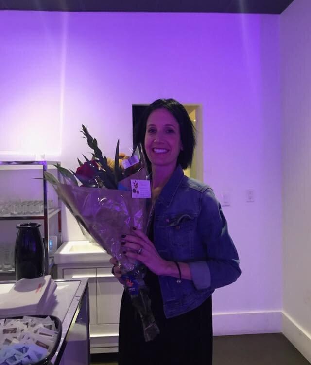 Lisa organisierte 2017 eine Veranstaltung, bei der sie über ihre Essstörung sprach