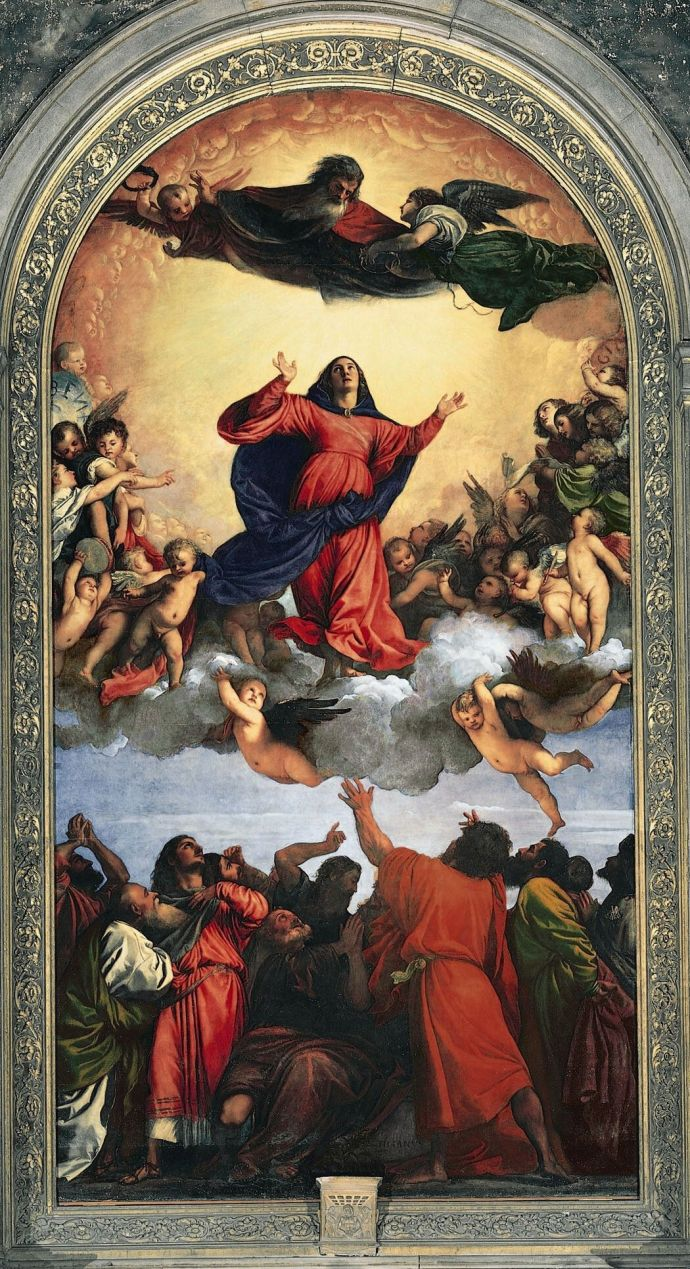 Assumption of the Virgin,