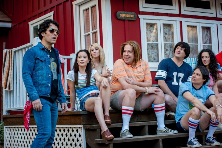 "The cast of ""Wet Hot American Summer: First Day of Camp"""