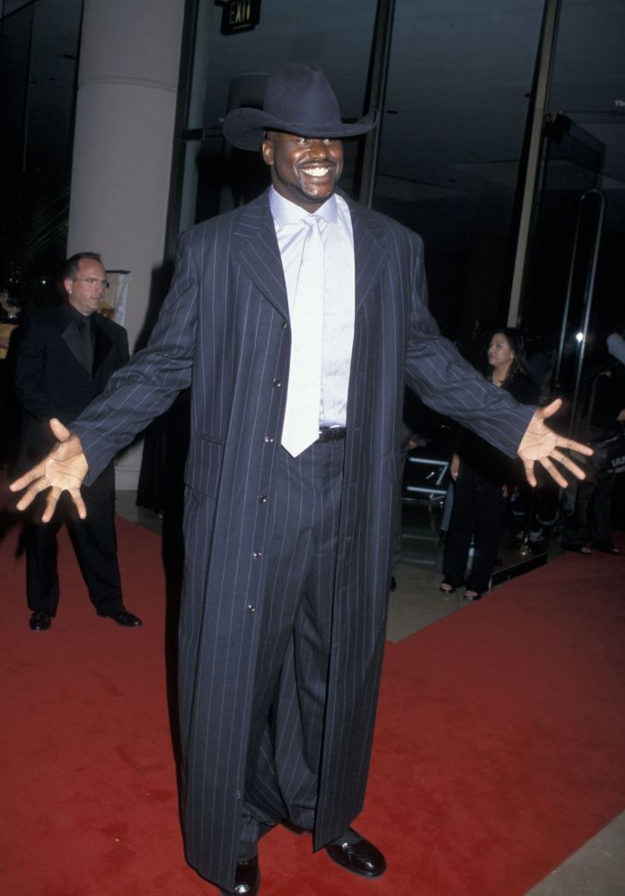 Shaq Talks About The Wild Outfits He Wore Just 'To Get ...