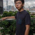 우산혁명 주역 조슈아 웡이 한국 정치인들에게 아쉬움을 표했다