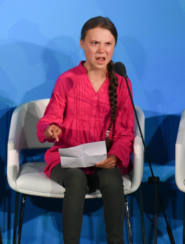 グレタ・トゥーンベリさん、国連で怒りのスピーチ。「あなたたちの裏切りに気づき始めています」(スピーチ全文) | ハフポスト