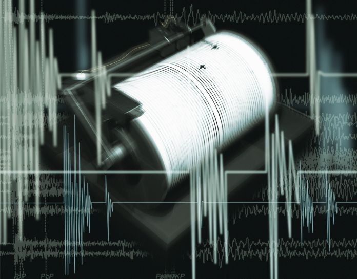 The earthquake near Montelimar occurred near a known fault, but ...