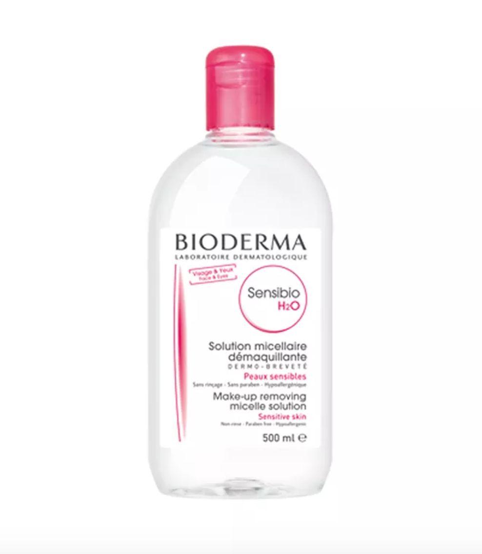 BIODERMA Sensibio H2O Make-up Removing Micellar Water 500ml, Feel Unique