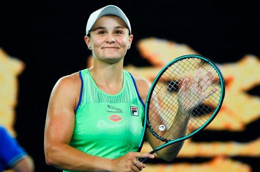 Ash Barty's Surprise Disney Gig After Australian Open ...