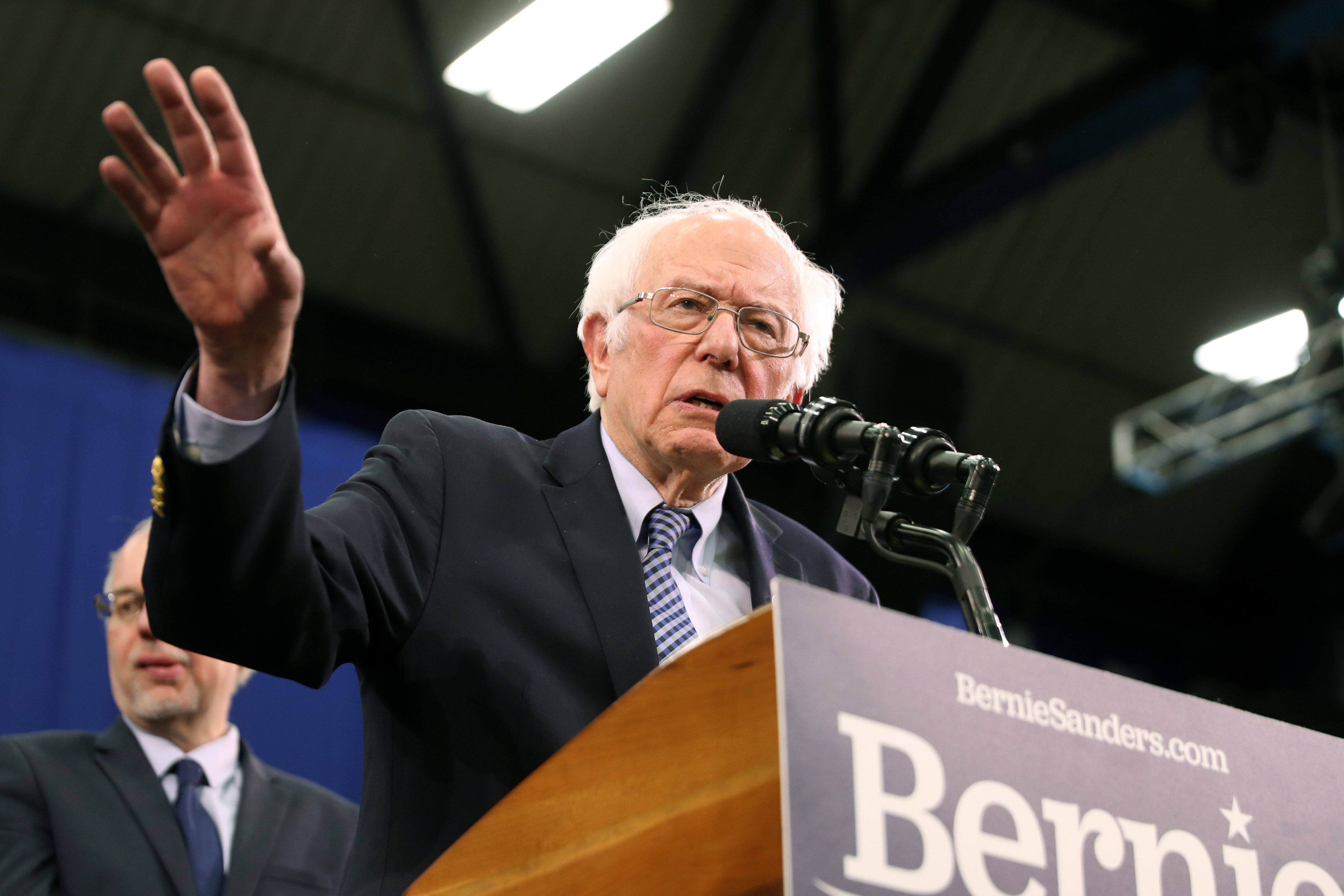 """Anyone who thinks electing Bernie Sanders president means that """"Medicare for All"""" would become law has an unrealistic view of"""