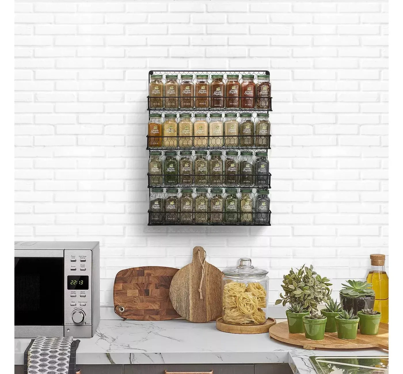 12 clever spice storage ideas for small