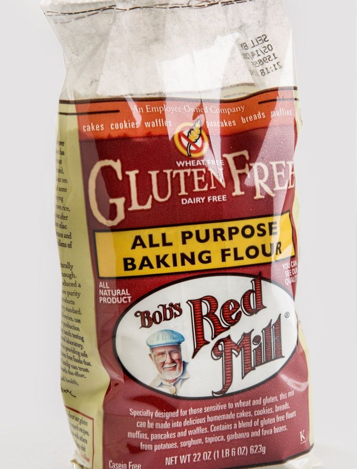 Try to avoid buying gluten-free baking flours right now unless you actually have a gluten allergy.