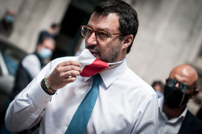 So Salvini won? But not even for