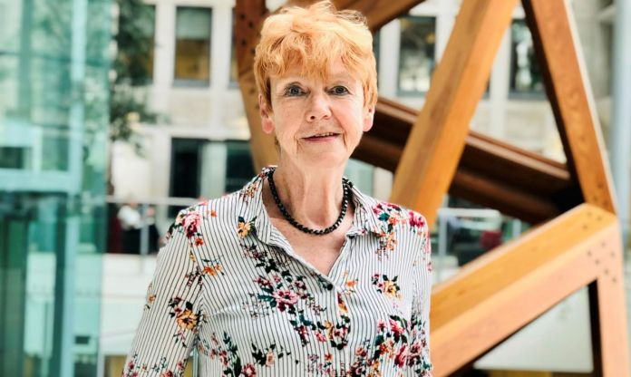 Dame Vera Baird, the victims' commissioner for England and Wales
